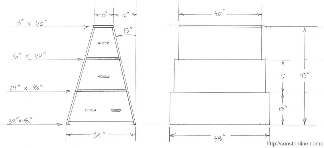 Vault box build constantine for How to build a blueprint